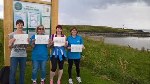 Fundraising 10 mile Coastal Walk