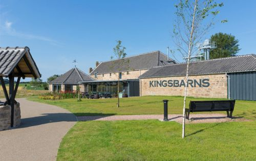 Kingsbarns Distillery & Visitor Centre